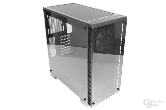Corsair Crystal 460X RGB – Obersicht