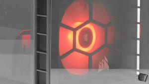 Corsair Crystal 460X RGB im Test: Gläserner Midi-Tower mit spektakulärem Lichtspiel