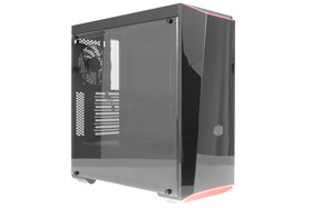 CoolerMaster MasterBox Lite 5 – Linke Seitenansicht