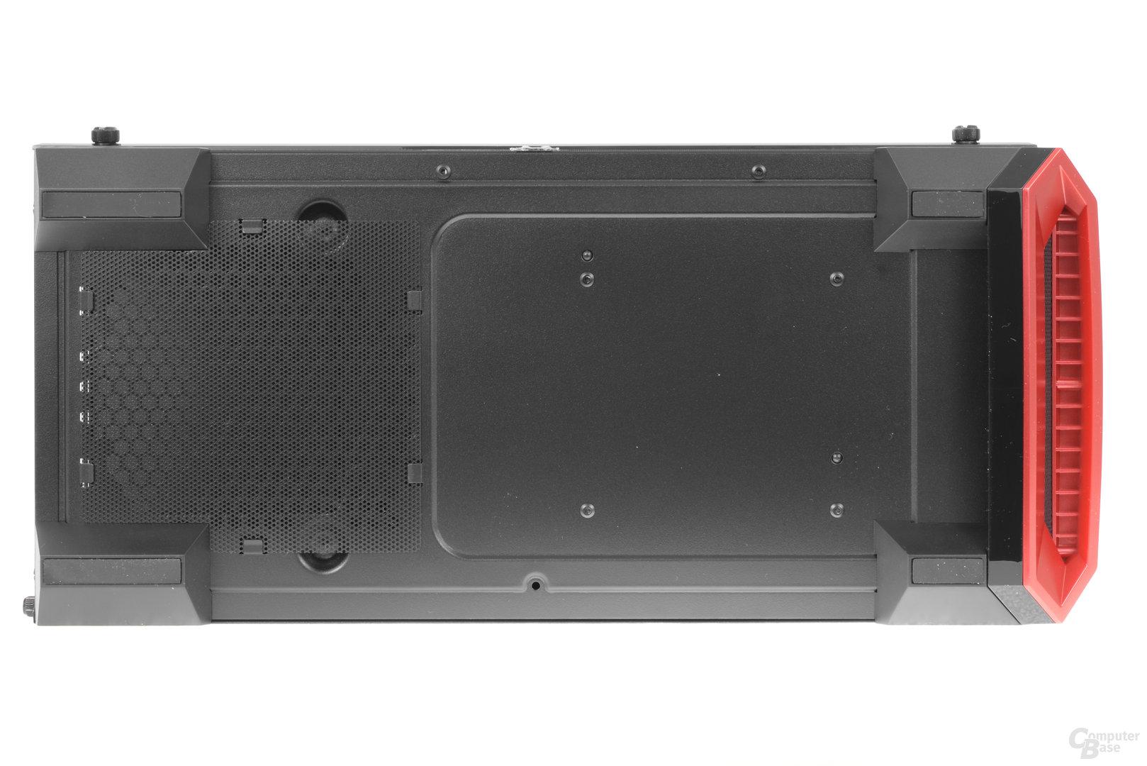 CoolerMaster MasterBox Lite 5 – Untersicht