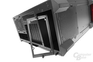 CoolerMaster MasterBox Lite 5 – Netzteilbracket