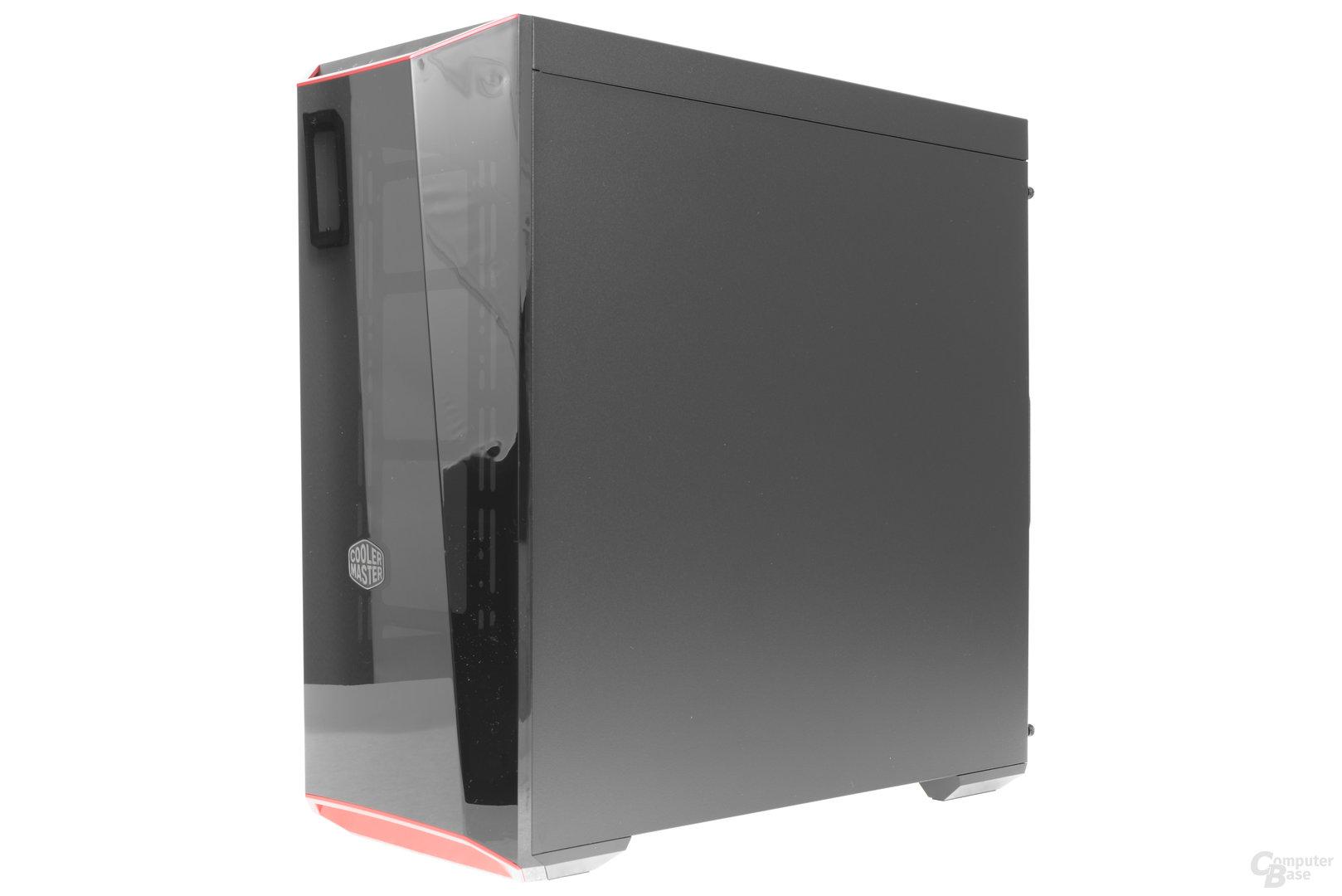 CoolerMaster MasterBox Lite 5 – Rechte Seitenansicht