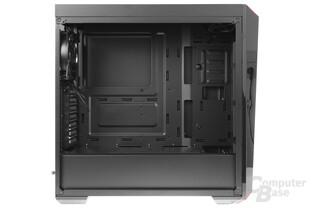CoolerMaster MasterBox Lite 5 – Innenraumansicht