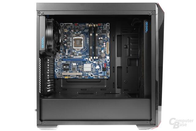 CoolerMaster MasterBox Lite 5 – Maximalausstattung mit Radiatoren