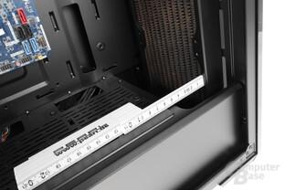 CoolerMaster MasterBox Lite 5 – Der 360-mm-Tripple-Radiator darf 77 mm inklusive Lüfter ausfallen