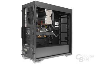 CoolerMaster MasterBox Lite 5 – Testsystem