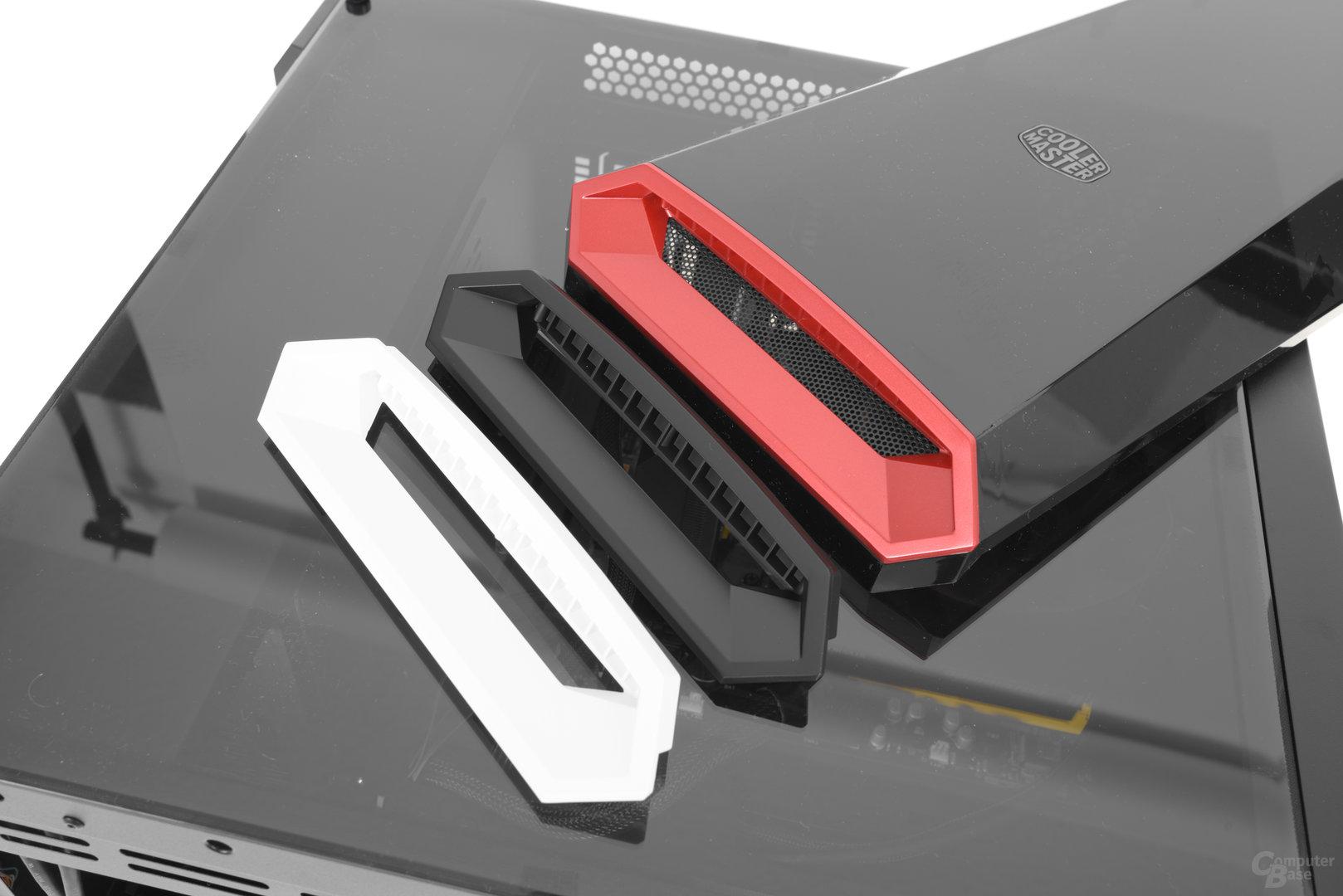 CoolerMaster MasterBox Lite 5 – Zierleisten
