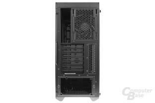 CoolerMaster MasterBox Lite 5 – Heckansicht