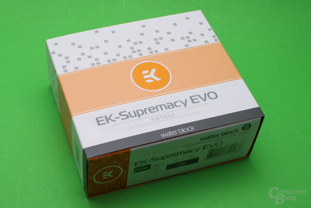 EK Supremacy Evo Full Nickel