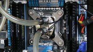 CPU-Wasserkühler im Test: Anfi-tec, Aqua Computer, EKWB & Koolance im Vergleich