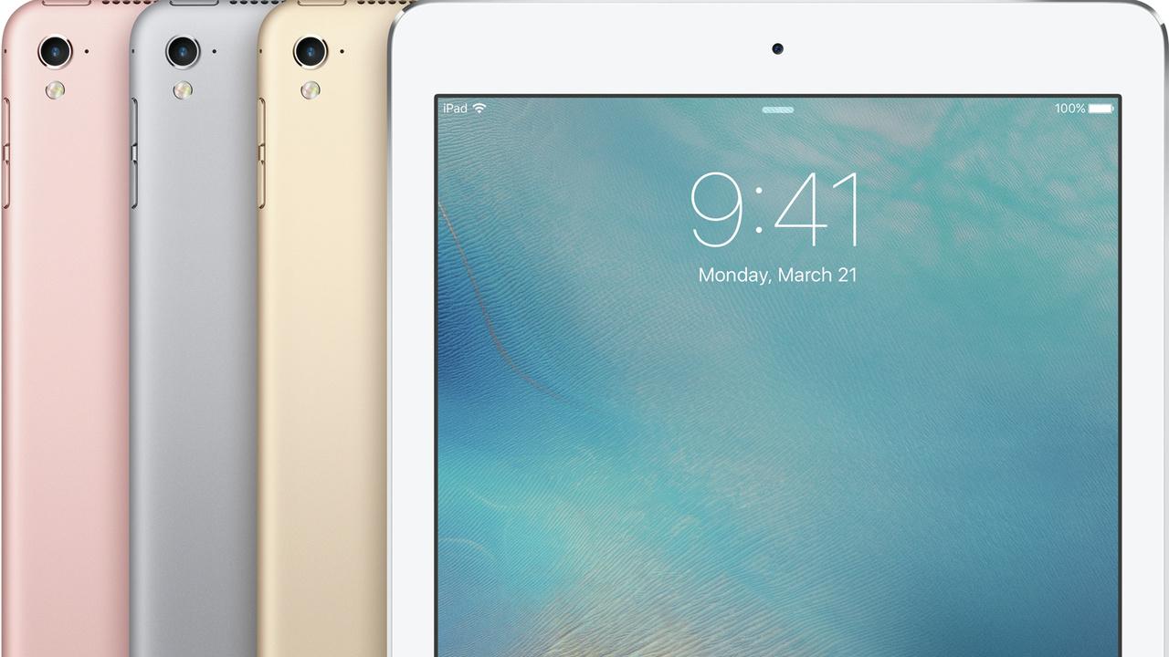 Apple: Drei neue iPad Pro im Frühjahr 2017