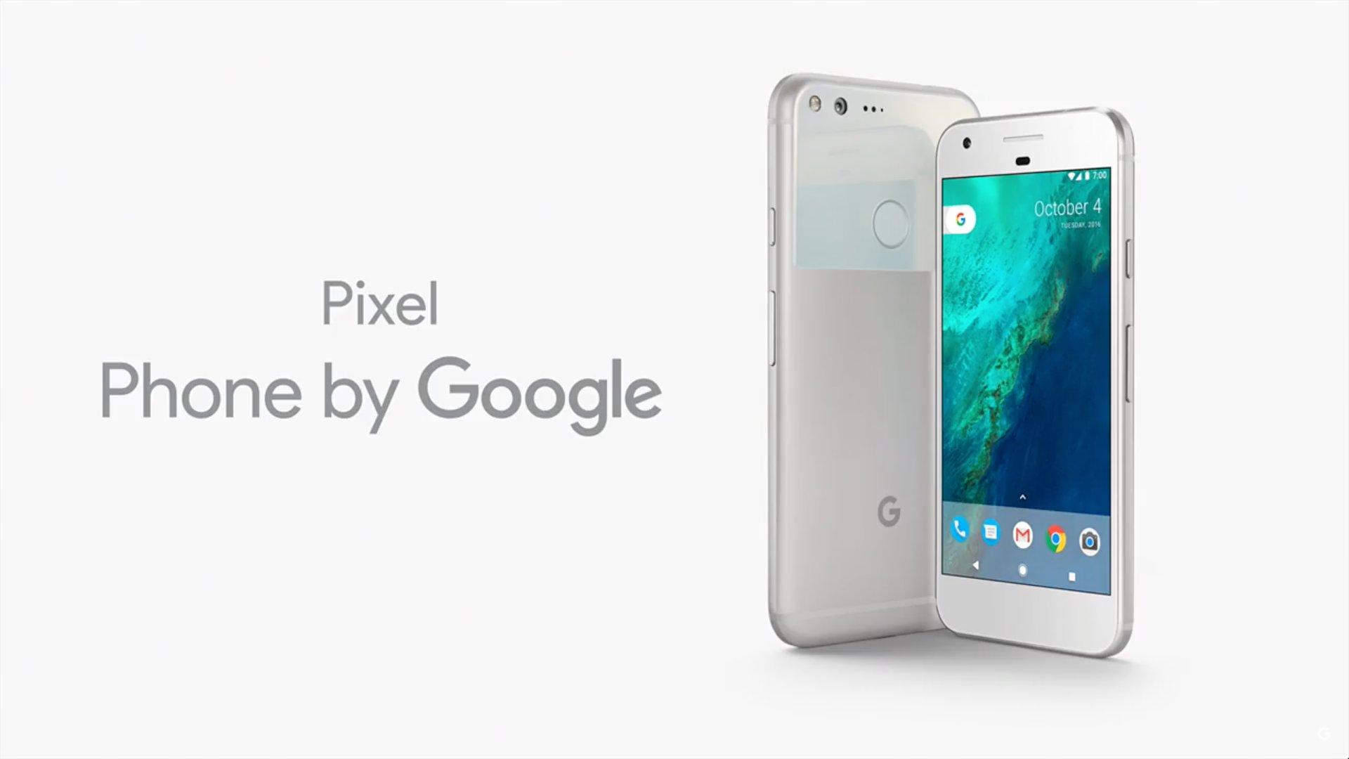 Google Pixel und Pixel C