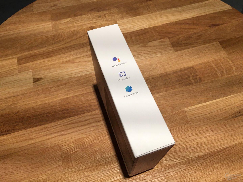 Google Pixel Verpackung