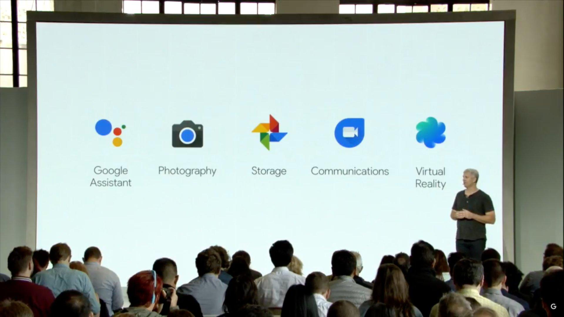 Fünf Gründe für Pixel