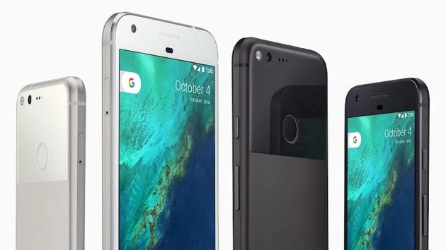 Pixel und Pixel XL: Google-Smartphones in zwei Größen mit gleicher Hardware