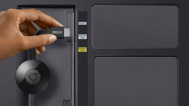 Chromecast Ultra: Googles HDMI-Dongle mit Ultra HD, HDR und Ethernet