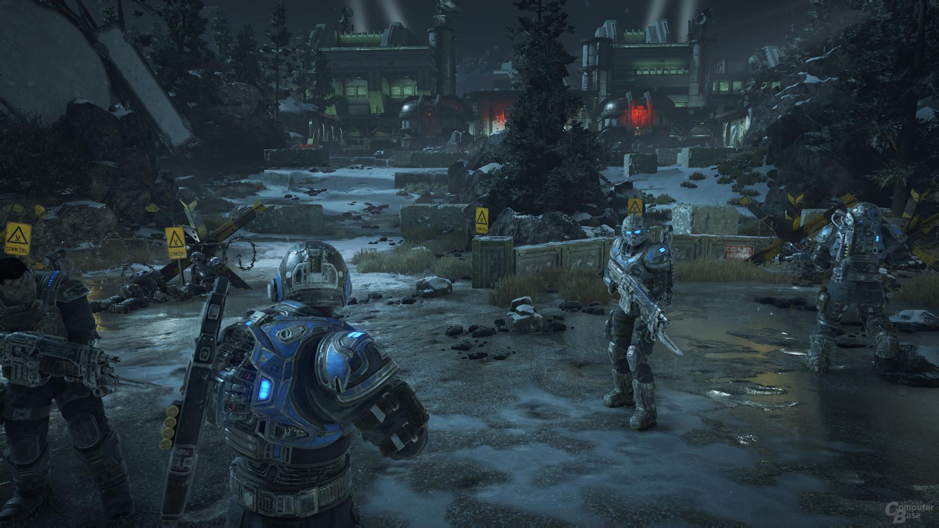 Gears of War 4 – Ultra-Preset