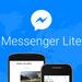 Facebook: Lite-Version des Messengers für schwache Hardware