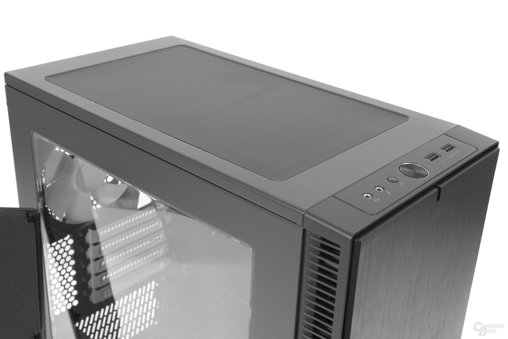 Fractal Design Define Mini C – Meshabdeckung
