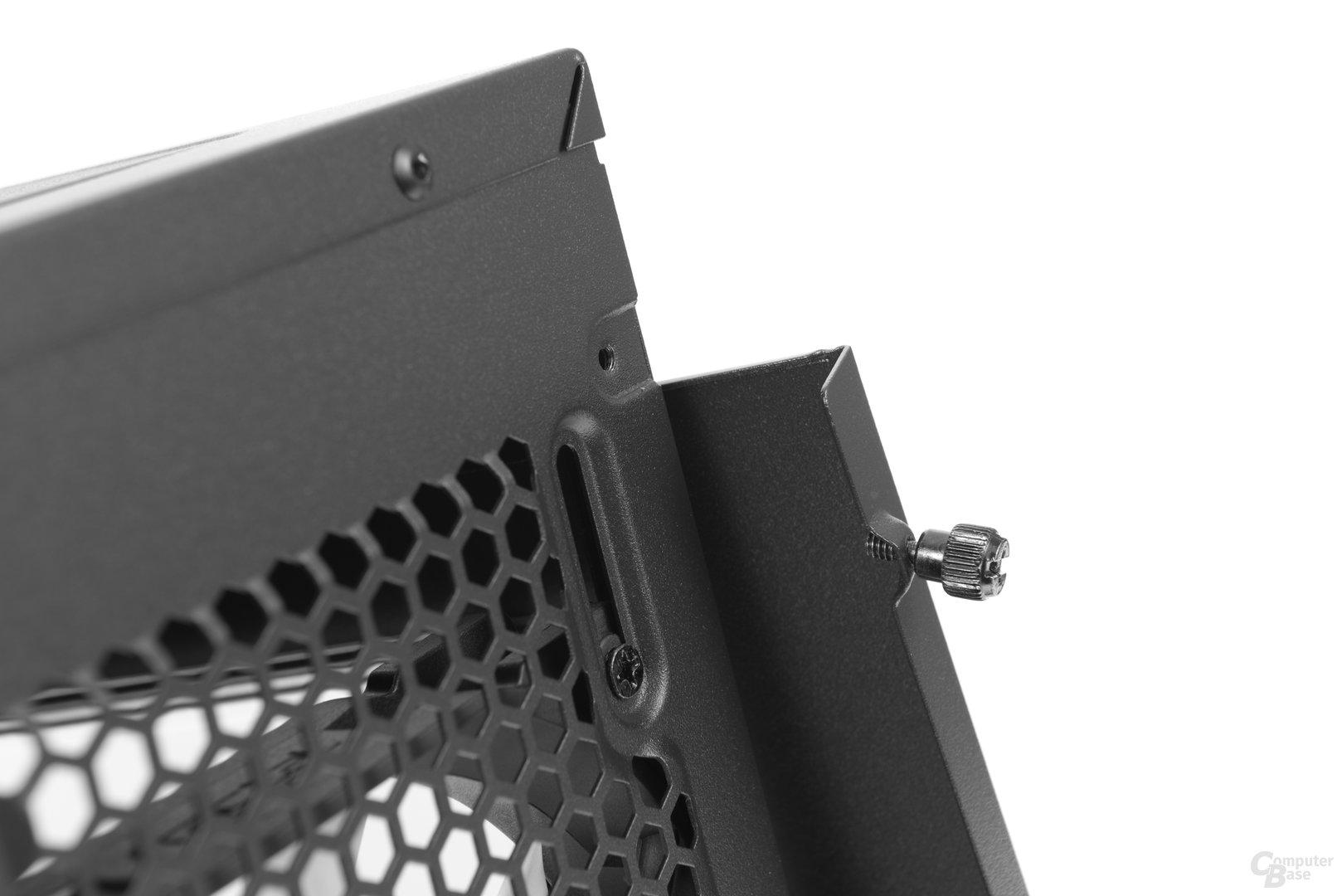Fractal Design Define Mini C – Schraubensicherung