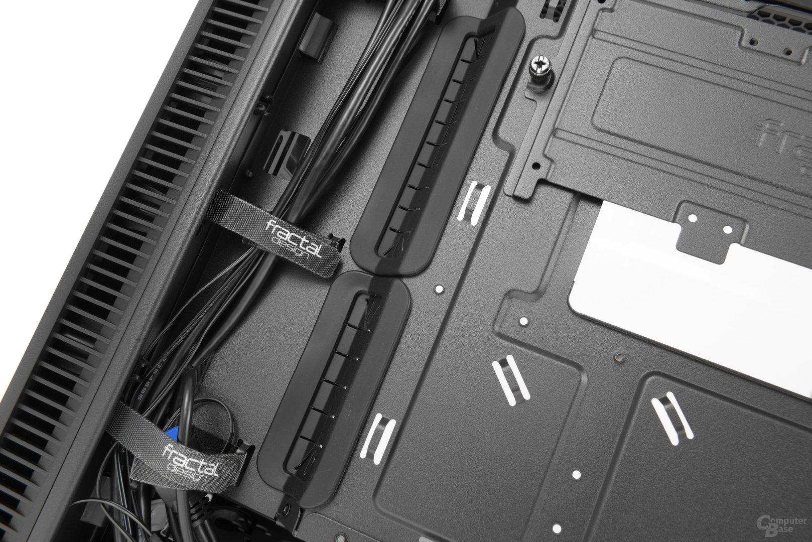 Fractal Design Define Mini C – Klettverschlüsse