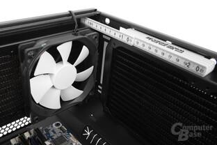 Fractal Design Define Mini C – Einbau von Radiatoren