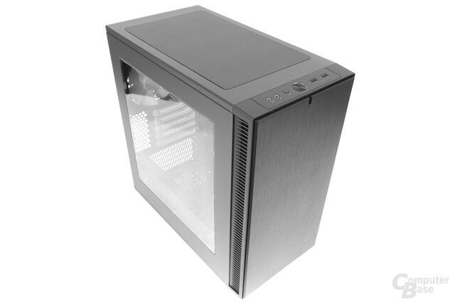 Fractal Design Define Mini C – Obersicht