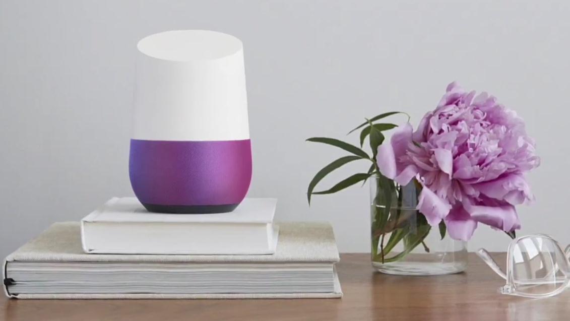 Google Home: Konkurrent für Amazon Echo kostet 129 Dollar