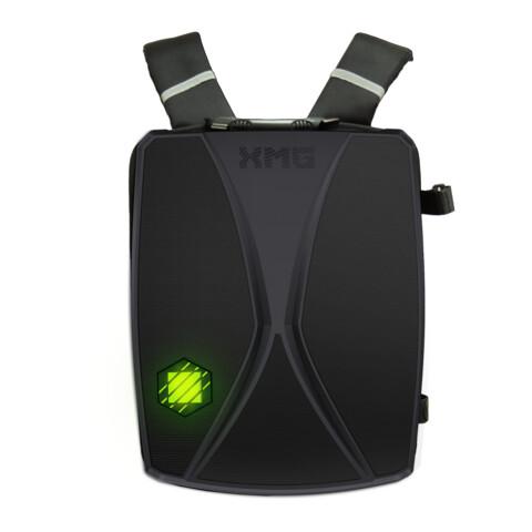 Der VR-Rucksack XMG Walker
