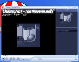 Erste Bilder von Windows Mediaplayer 10