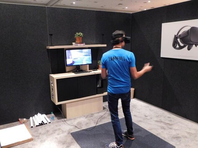 Robo Recall von Epic Games kann auf der Connect 3 gespielt werden
