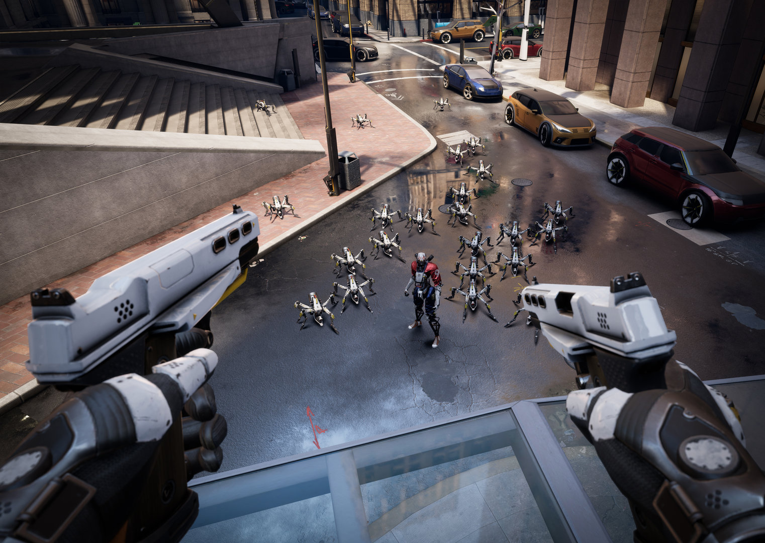 Robo Recall (Screenshot)