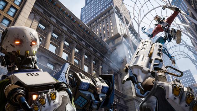 Robo Recall: Wie Will Smith im Kampf gegen fehlgeleitete Roboter