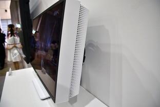 Sharps 8K-Monitor mit IGZO-Technik und 120 Hz