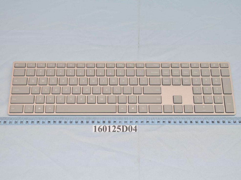 Surface-Tastatur