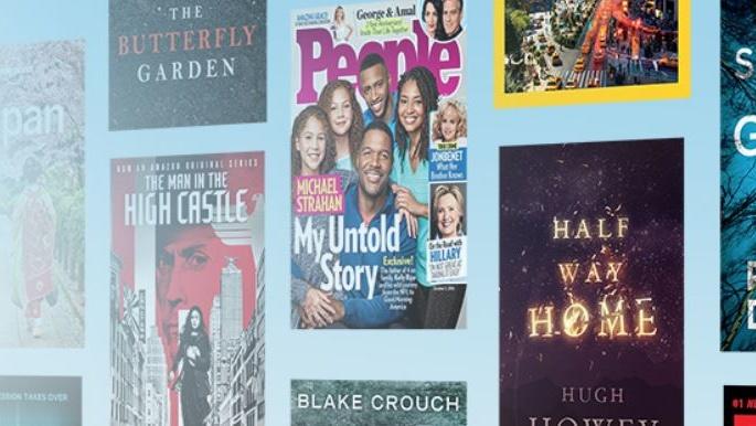 Prime Reading: Amazon erweitert Prime um abgespeckte E-Book-Flat