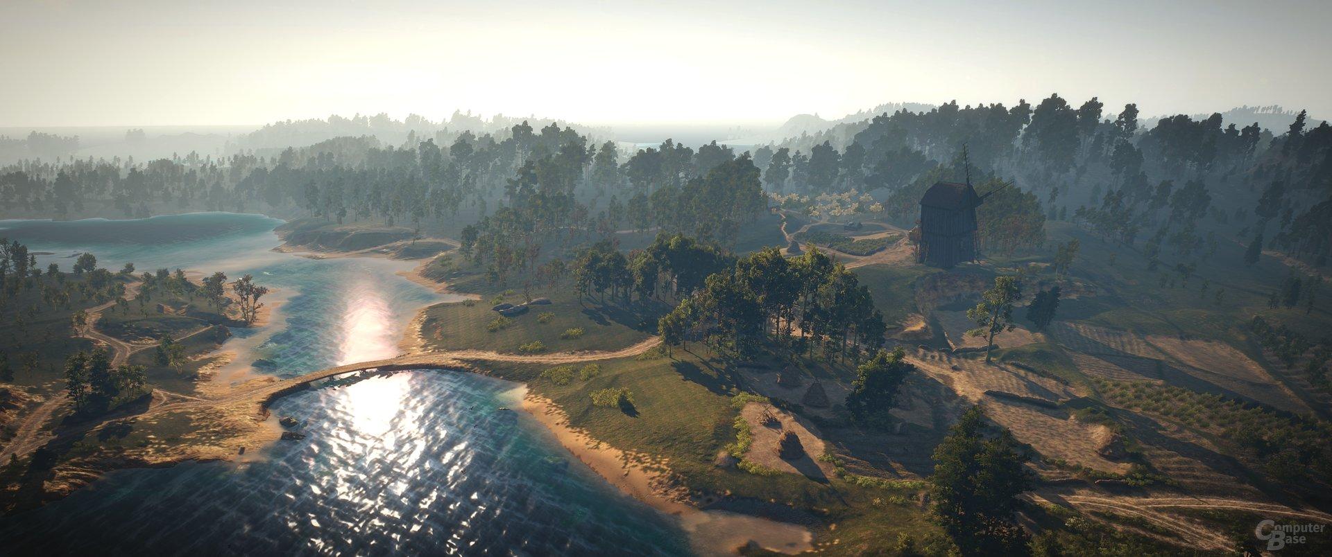 The Witcher 3 – regulärer Screenshot