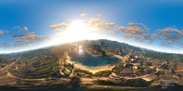 The Witcher 3 – 360°-Originalfoto