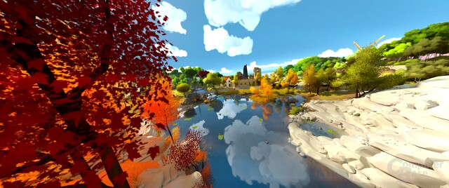 The Witness – Super-Resolution (390 MB)