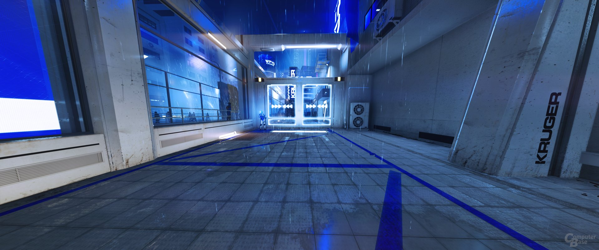 Mirror's Edge Catalyst – Screenshot