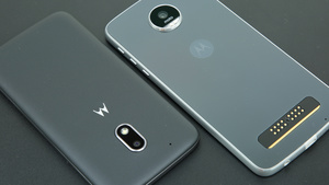 Moto Z Play & Moto G4 Play im Test: Spiel mit mir, so lange du willst