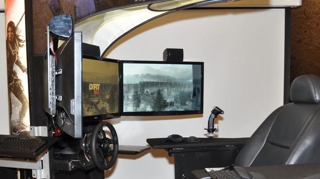 Aus der Community: Gaming Chair mit dem Flair eines Spielautomaten