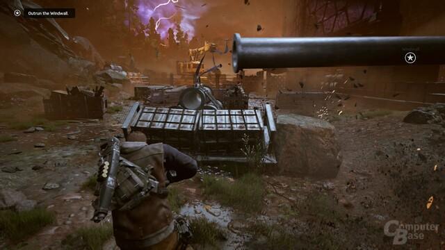Stürme sind eine willkommene Abwechslung (Xbox One)