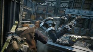 Deckung schützt nicht länger vor Finishern (Xbox One)