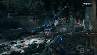 Dem Opfer bleibt allerdings ein kurzes Zeitfenster zum Reagieren (Xbox One)