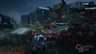 Der Spaß startet erst mit Akt 2 und der Endzeit-Stimmung (Xbox One)