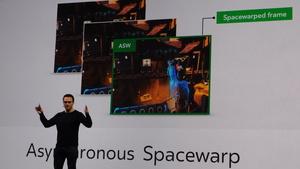 Oculus Rift: Gesenkte Anforderungen durch Asynchronous Spacewarp