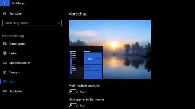Windows 10 Build 14942: Prozess-Trennung und eine Adressleiste für die Registry