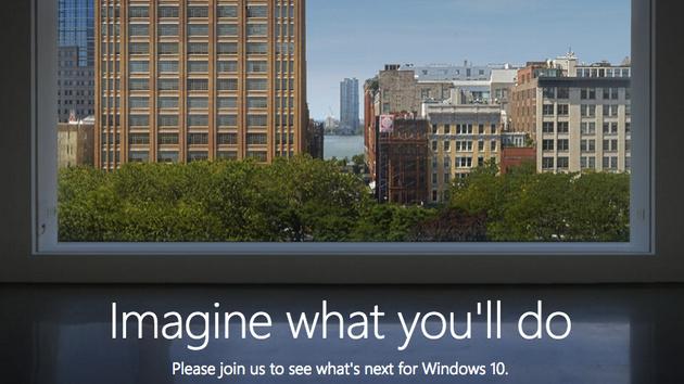 Microsoft: Veranstaltung mit Neuigkeiten zu Surface am 26. Oktober