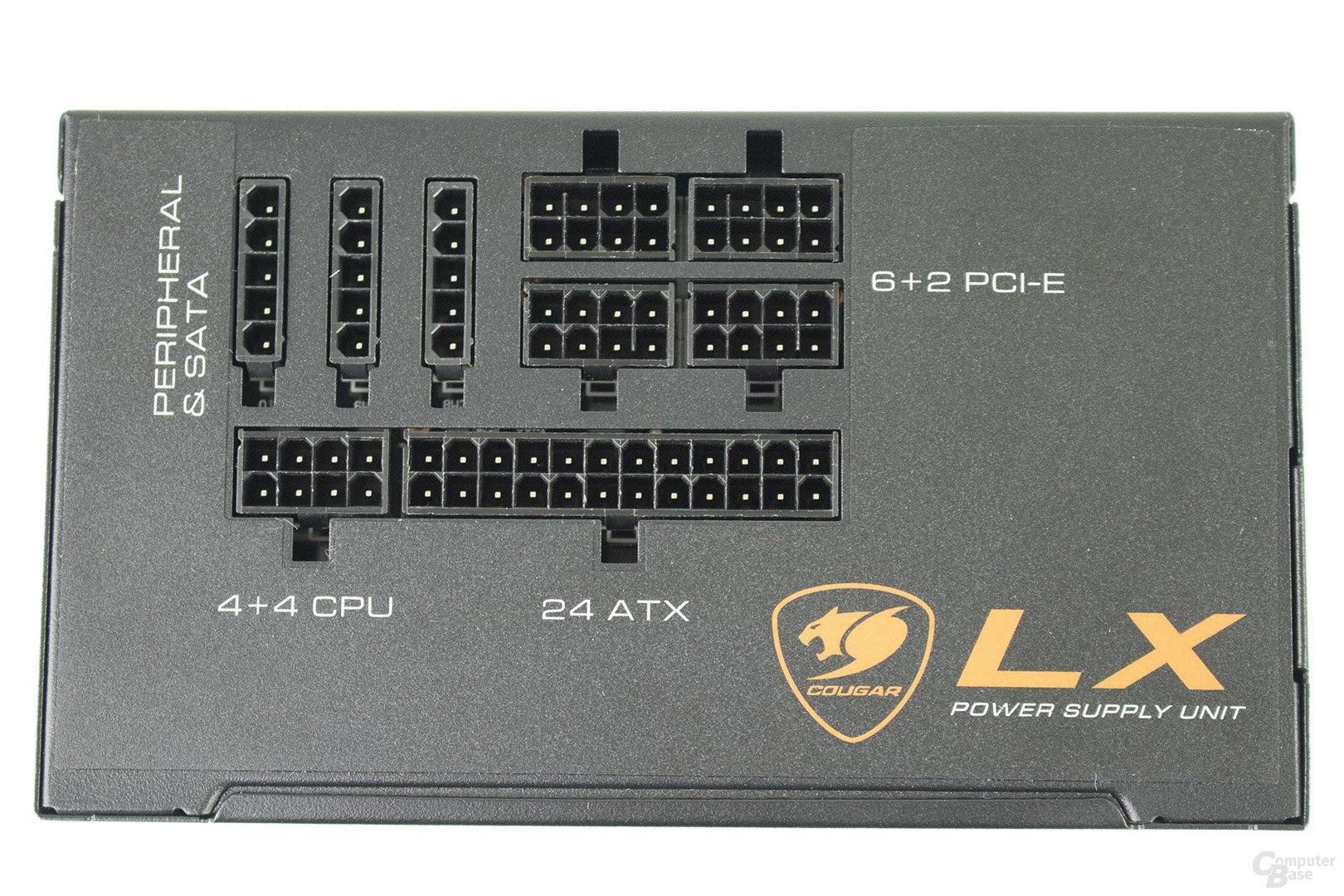 Cougar LX 500